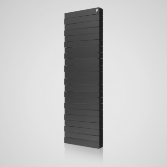Радиатор Royal Thermo Piano Forte Tower, Noir Sable.  22 секций