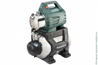 Насосная станция Metabo HWW 4500/25 Inox Plus 600973000