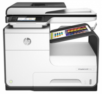МФУ HP PageWide Pro MFP 477dw Printer